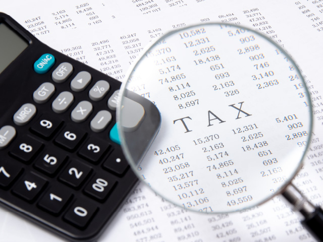 Stages of Tax with Retail Superannuation Funds
